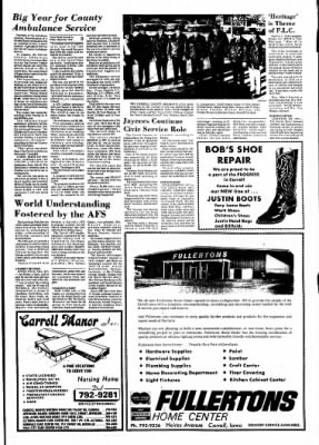 Carrol Daily Times Herald from Carroll, Iowa on March 26, 1976 · Page 29