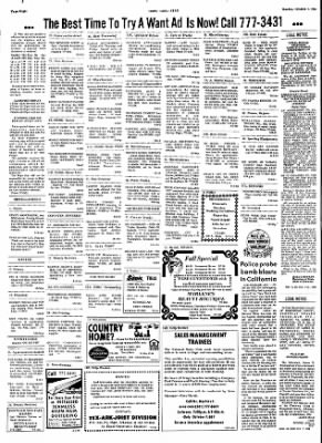 Hope Star from Hope, Arkansas on October 7, 1974 · Page 8