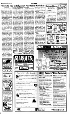 The Salina Journal from Salina, Kansas on May 27, 1998 · Page 26