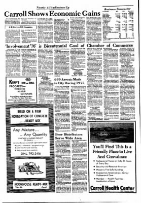 Carrol Daily Times Herald from Carroll, Iowa on March 26, 1976 · Page 32