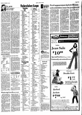 Hope Star from Hope, Arkansas on October 8, 1974 · Page 5