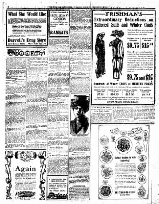 Iola Daily Register And Evening News from Iola, Kansas on December 12, 1911 · Page 2