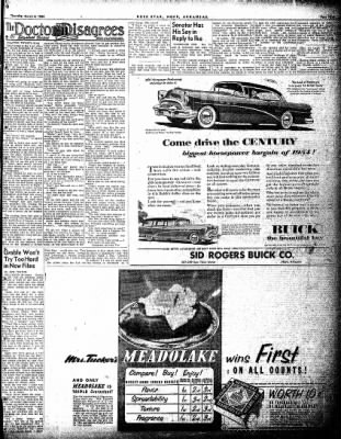 Hope Star from Hope, Arkansas on March 4, 1954 · Page 11
