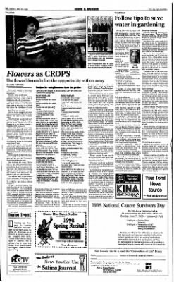 The Salina Journal from Salina, Kansas on May 29, 1998 · Page 4