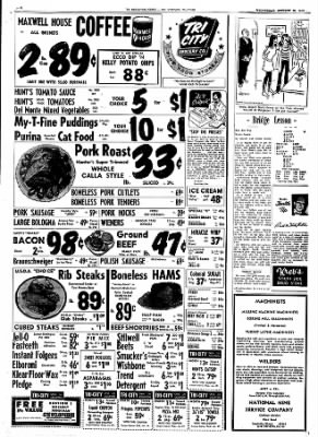 Mt. Vernon Register-News from Mt Vernon, Illinois on January 22, 1969 · Page 11