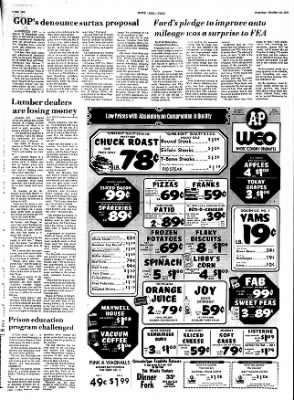 Hope Star from Hope, Arkansas on October 10, 1974 · Page 10