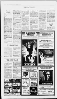The Courier-Journal from Louisville, Kentucky on September 14, 1984 · Page 22