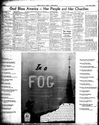 Hope Star from Hope, Arkansas on March 5, 1954 · Page 6