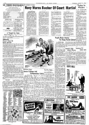 Mt. Vernon Register-News from Mt Vernon, Illinois on January 23, 1969 · Page 4