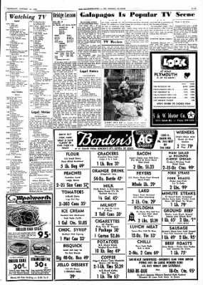 Mt. Vernon Register-News from Mt Vernon, Illinois on January 23, 1969 · Page 7