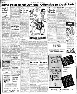 Hope Star from Hope, Arkansas on May 21, 1943 · Page 4