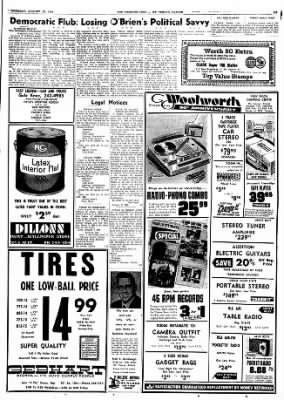 Mt. Vernon Register-News from Mt Vernon, Illinois on January 23, 1969 · Page 11