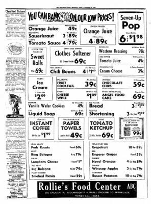 Titonka Topic from Titonka, Iowa on January 16, 1975 · Page 6