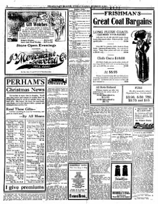 Iola Daily Register And Evening News from Iola, Kansas on December 19, 1911 · Page 2