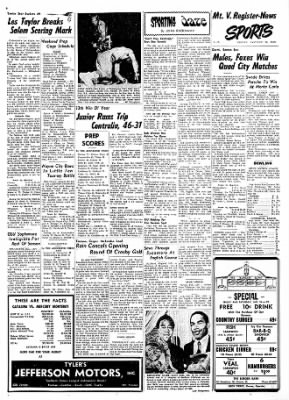 Mt. Vernon Register-News from Mt Vernon, Illinois on January 24, 1969 · Page 9