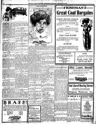 Iola Daily Register And Evening News from Iola, Kansas on December 20, 1911 · Page 2