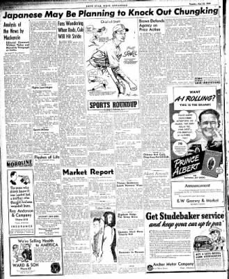 Hope Star from Hope, Arkansas on May 25, 1943 · Page 4