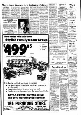 Carrol Daily Times Herald from Carroll, Iowa on April 7, 1976 · Page 9