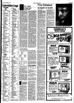 Hope Star from Hope, Arkansas on October 17, 1974 · Page 9