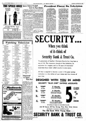 Mt. Vernon Register-News from Mt Vernon, Illinois on January 28, 1969 · Page 8