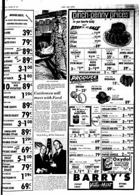 Hope Star from Hope, Arkansas on October 17, 1974 · Page 13