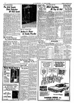 Mt. Vernon Register-News from Mt Vernon, Illinois on January 28, 1969 · Page 10