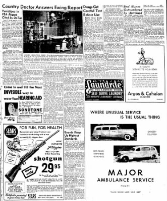 Globe-Gazette from Mason City, Iowa on October 1, 1949 · Page 7