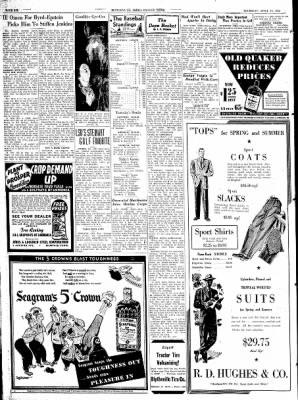 The Courier News from Blytheville, Arkansas on April 16, 1942 · Page 6