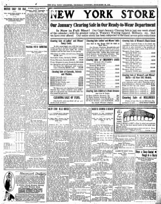 Iola Daily Register And Evening News from Iola, Kansas on December 28, 1911 · Page 6