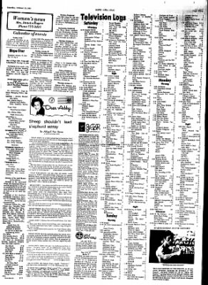 Hope Star from Hope, Arkansas on October 19, 1974 · Page 3