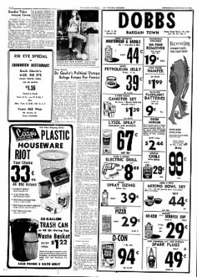 Mt. Vernon Register-News from Mt Vernon, Illinois on January 29, 1969 · Page 8