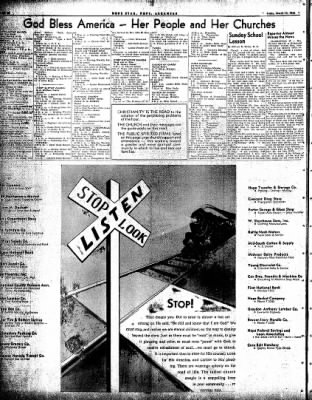 Hope Star from Hope, Arkansas on March 12, 1954 · Page 6