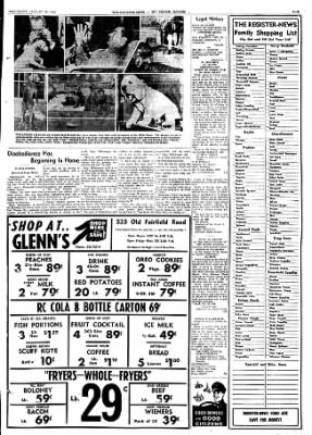 Mt. Vernon Register-News from Mt Vernon, Illinois on January 29, 1969 · Page 16