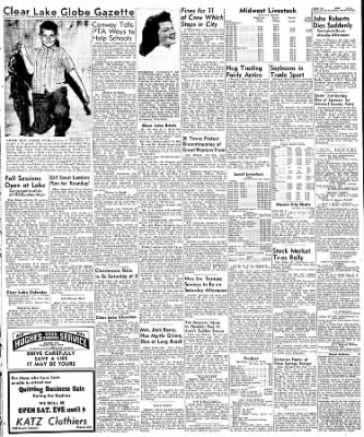Globe-Gazette from Mason City, Iowa on October 1, 1949 · Page 36