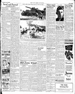 Hope Star from Hope, Arkansas on May 31, 1943 · Page 3