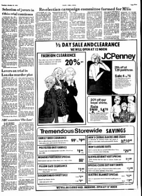 Hope Star from Hope, Arkansas on October 22, 1974 · Page 5