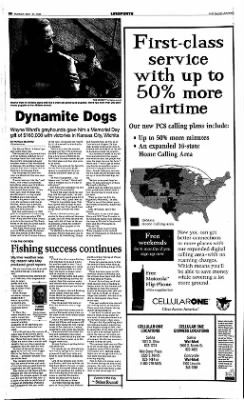 The Salina Journal from Salina, Kansas on May 31, 1998 · Page 40