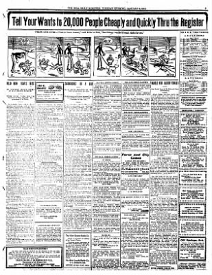 Iola Daily Register And Evening News from Iola, Kansas on January 2, 1912 · Page 5