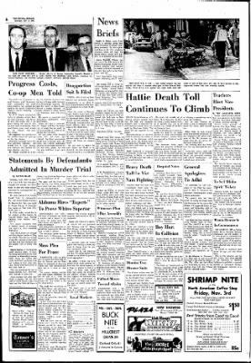 The Ottawa Herald from Ottawa, Kansas on November 2, 1961 · Page 6