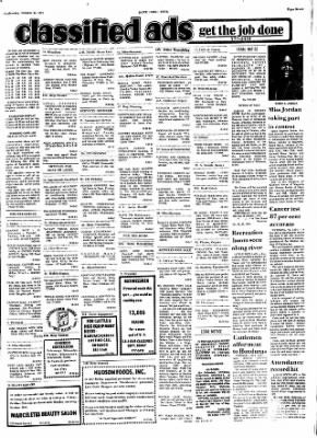 Hope Star from Hope, Arkansas on October 23, 1974 · Page 7
