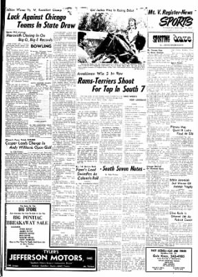 Mt. Vernon Register-News from Mt Vernon, Illinois on January 30, 1969 · Page 9