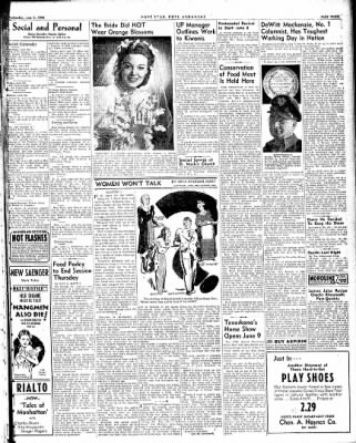 Hope Star from Hope, Arkansas on June 2, 1943 · Page 3