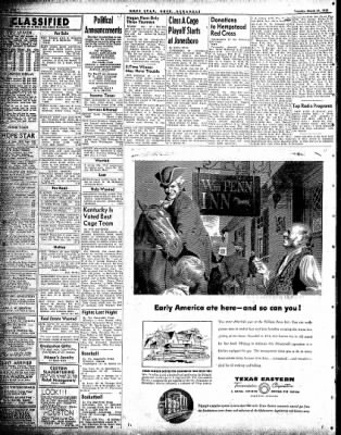 Hope Star from Hope, Arkansas on March 16, 1954 · Page 4