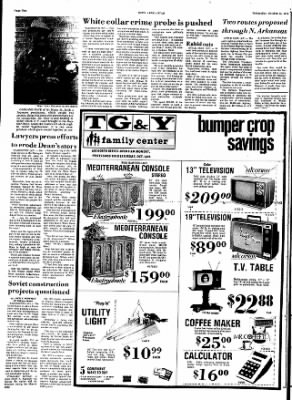 Hope Star from Hope, Arkansas on October 23, 1974 · Page 10