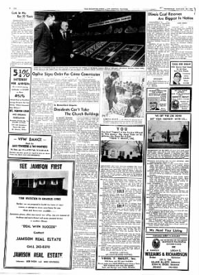 Mt. Vernon Register-News from Mt Vernon, Illinois on January 30, 1969 · Page 12