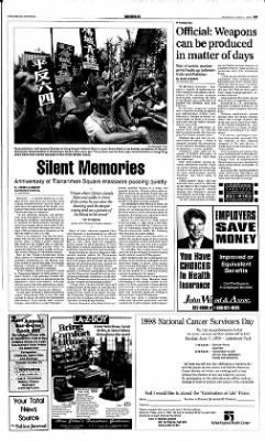 The Salina Journal from Salina, Kansas on June 1, 1998 · Page 5