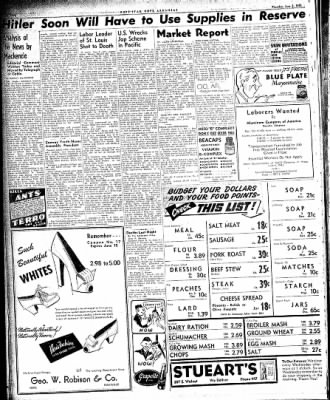 Hope Star from Hope, Arkansas on June 3, 1943 · Page 2