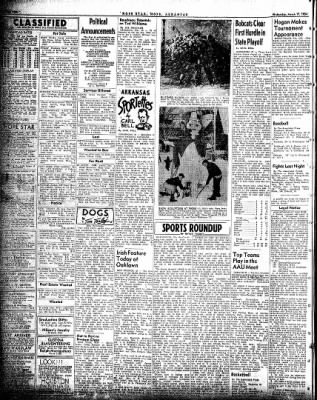 Hope Star from Hope, Arkansas on March 17, 1954 · Page 4