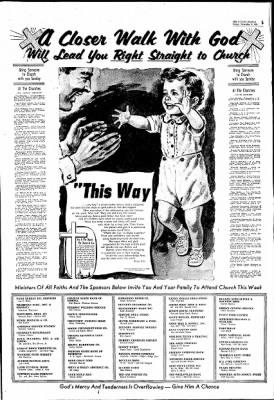 The Ottawa Herald from Ottawa, Kansas on November 3, 1961 · Page 5