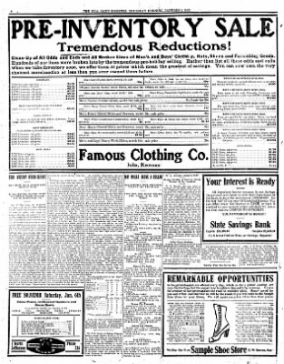 Iola Daily Register And Evening News from Iola, Kansas on January 4, 1912 · Page 8